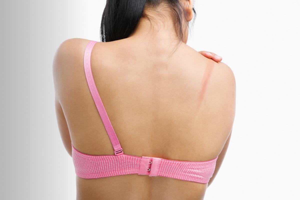 Getting right bra size