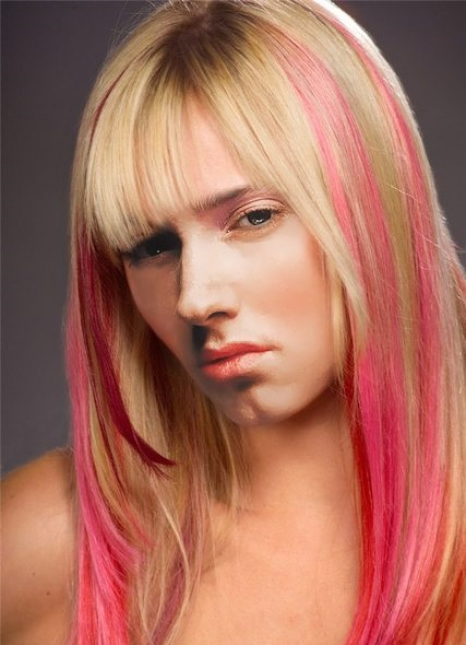 Eminem as woman