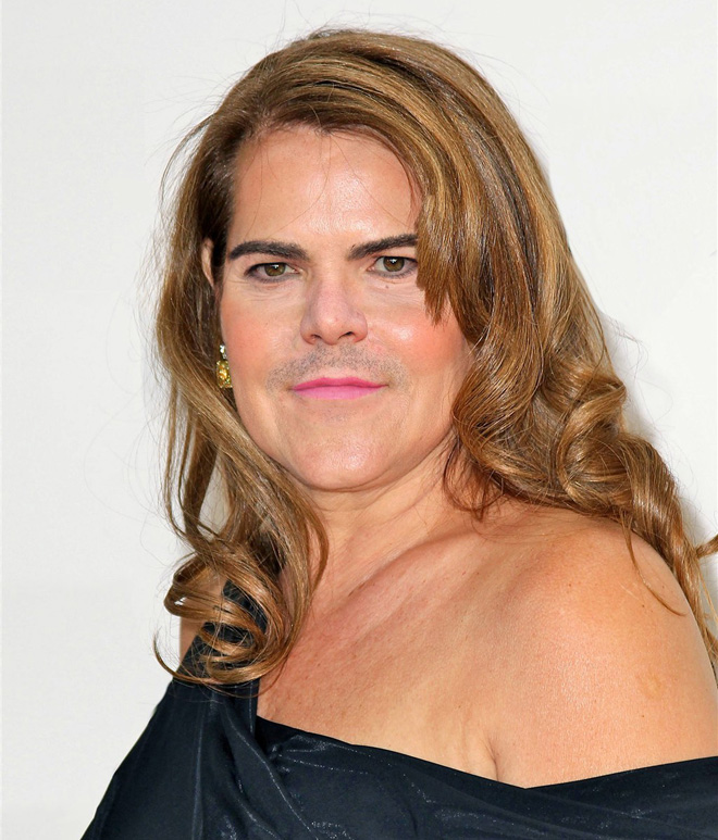 Jack Black as woman