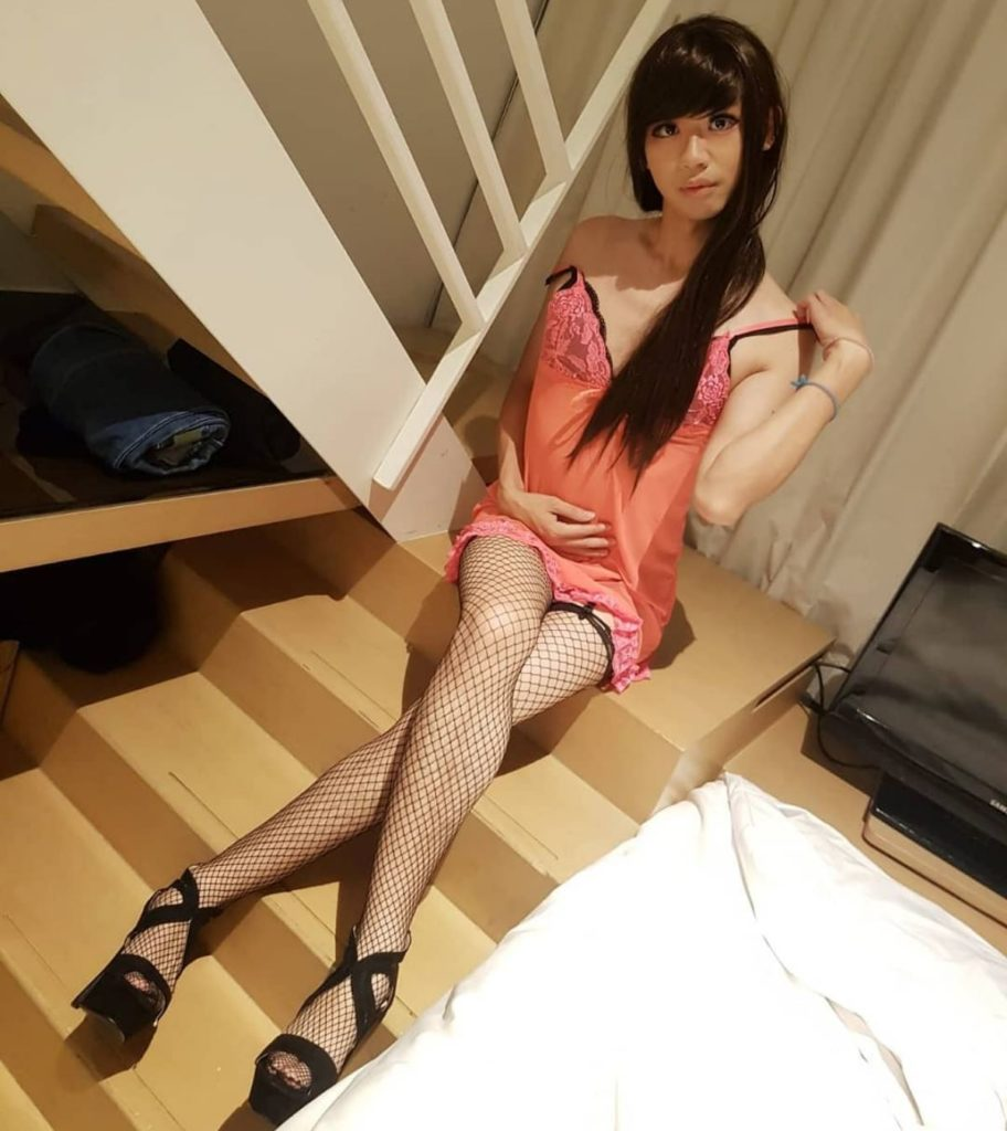 crossdresser Valerie Lust profile