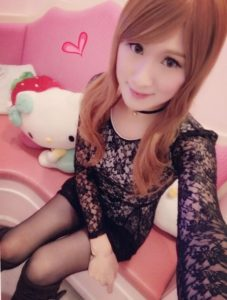 Asian Crossdresser 2