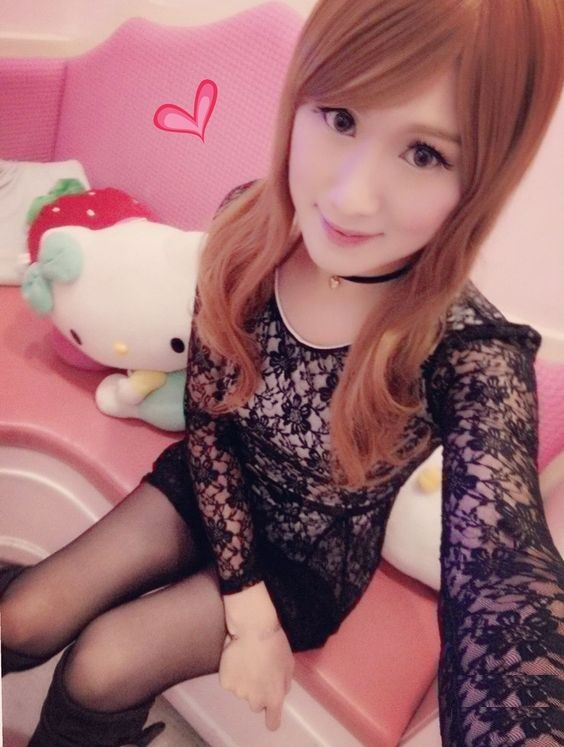 Beautiful Asian Crossdressers - Photo Gallery-8744