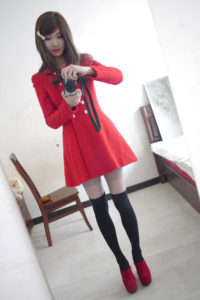 Asian Crossdresser