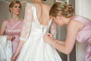 Crossdressers Dressed As Beautiful Bride
