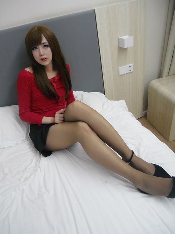 Beautiful Asian Crossdressers - Photo Gallery-4654