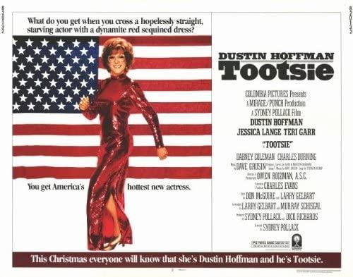 tootsie - crossdressing movies