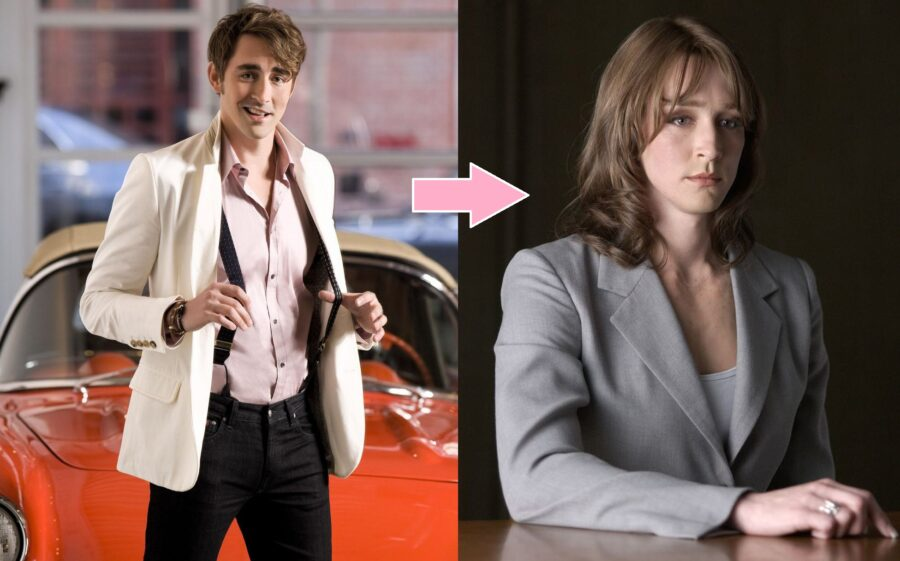 Actors who have Crossdressed in Movies