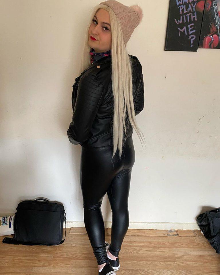 Crossdresser Amie Rose