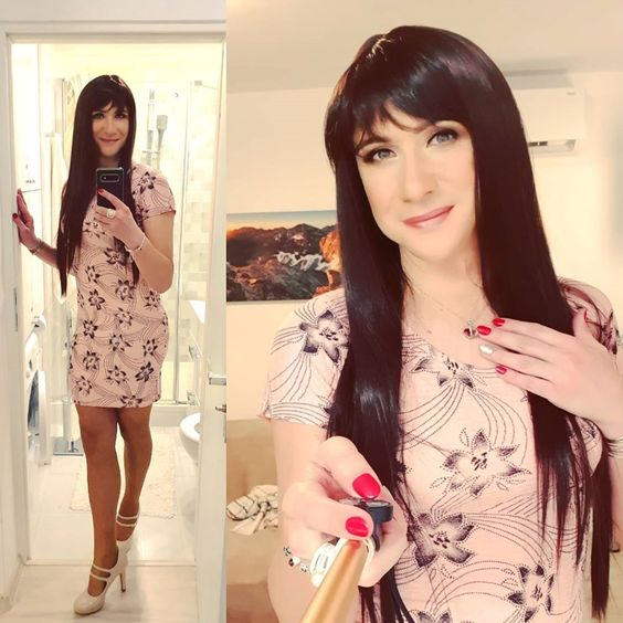 Beautiful Crossdressers Who Look Like Real Women