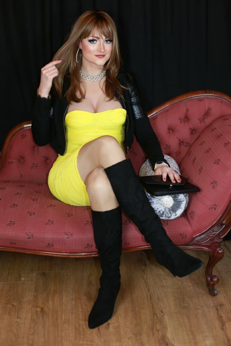 Crossdresser Nicole