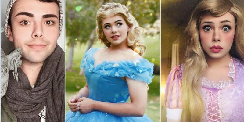 boy to princess transformation