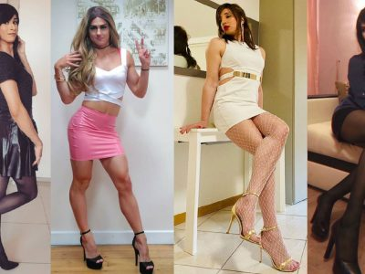 Beautiful Crossdressers in Instagram