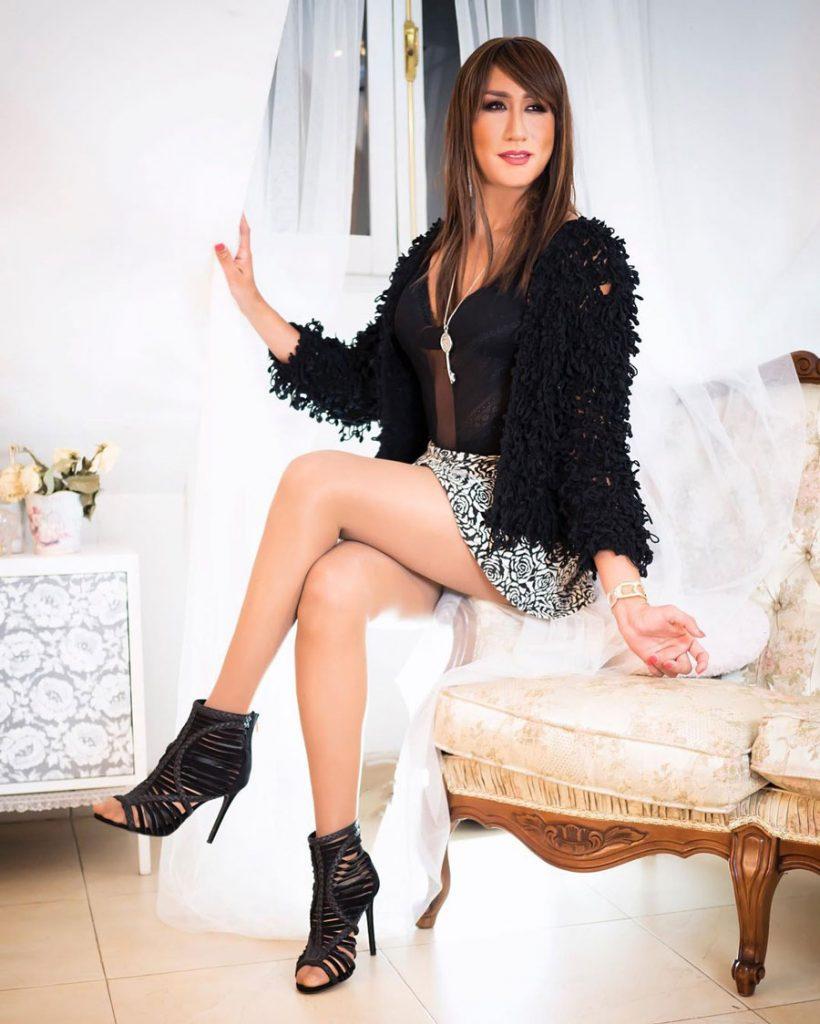 Crossdresser Carla-Navarro