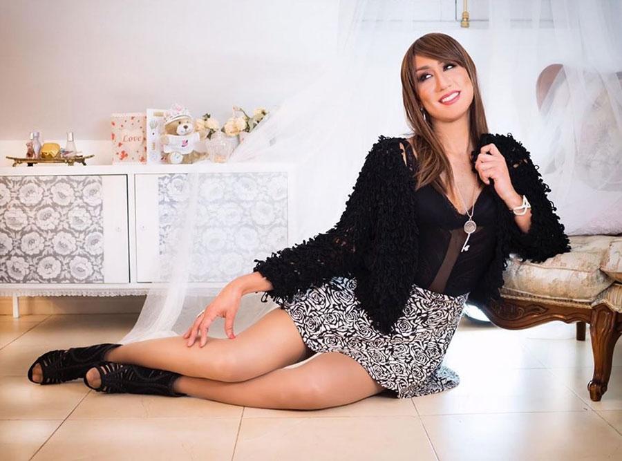 Crossdresser Carla Navarro