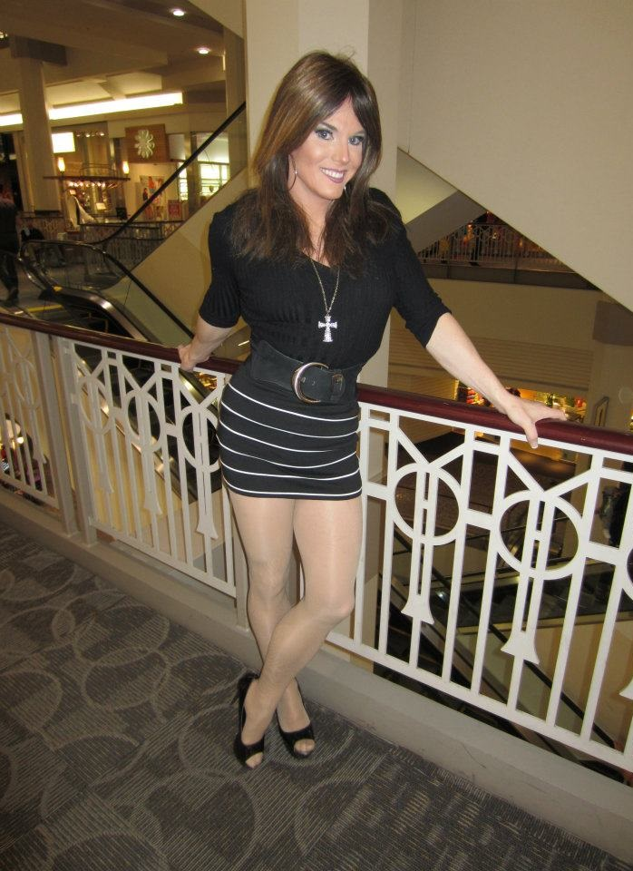 Crossdresser Erica Scott