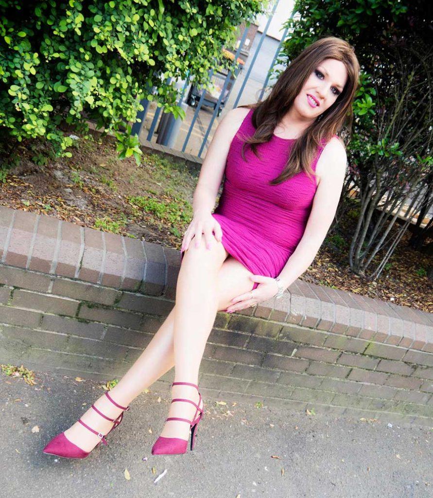 Crossdresser Annabel Gray