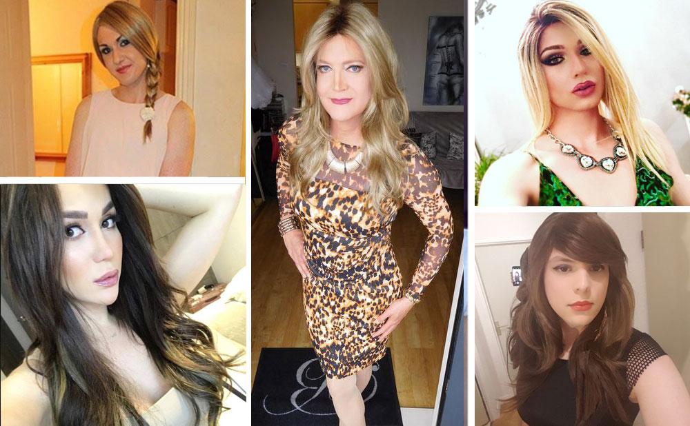 Best Hairstyles for Crossdressers and MTF Transgender Women