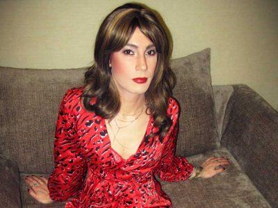 Crossdresser Jenny London