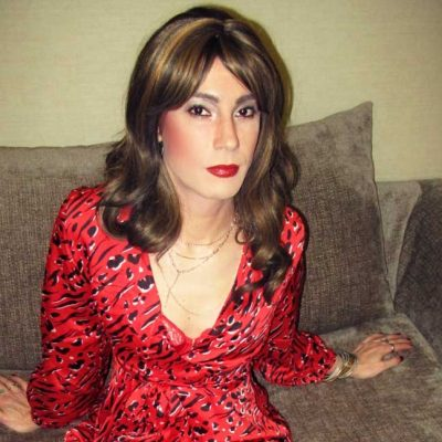 Crossdresser Jenny London