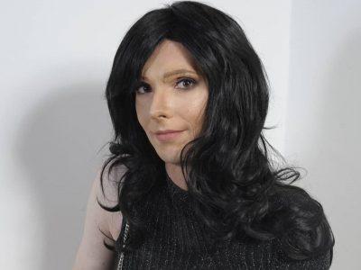Crossdresser Katy Solari