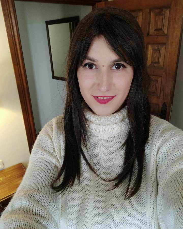 Crossdresser Paula Garcia