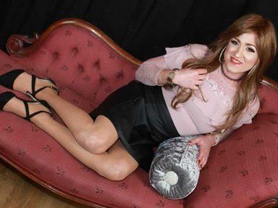 Crossdresser Sara Luval