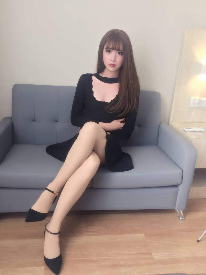 most beautiful asian crossdresser
