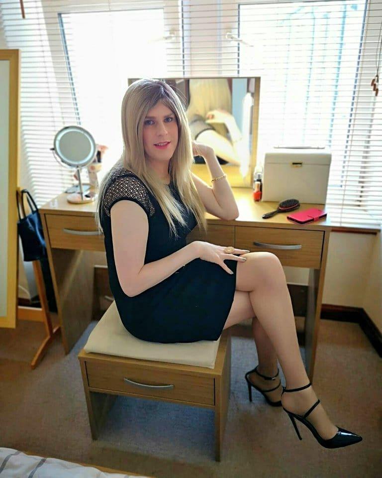 Crossdresser Chrissy