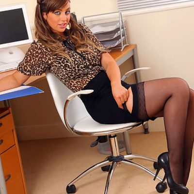 Crossdressing in the Office