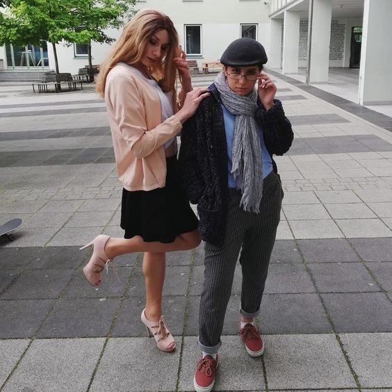 Gender Role Reversal - Boys and Girls Swap Their Clothes