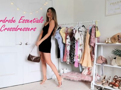 10 Wardrobe Essentials for Crossdressers