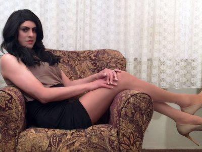 Crossdresser Emily Florence