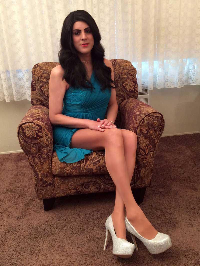 Emily Florence Crossdressing