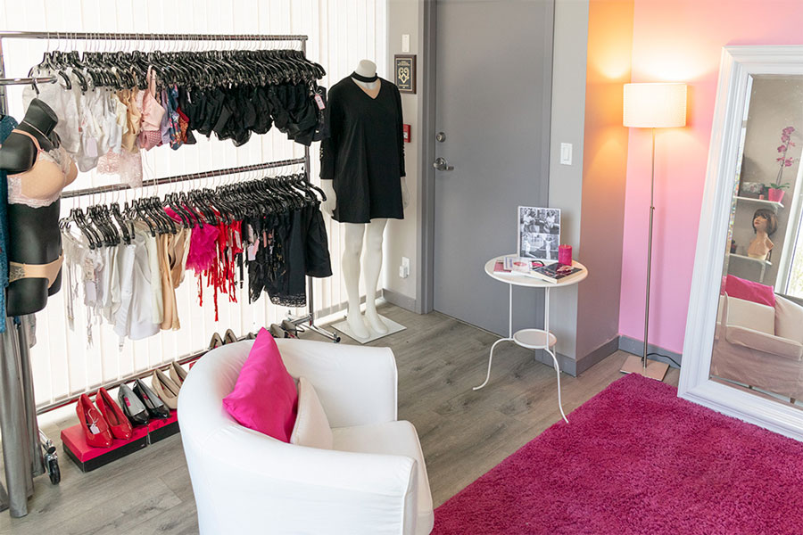 The Breast Form Store Showroom