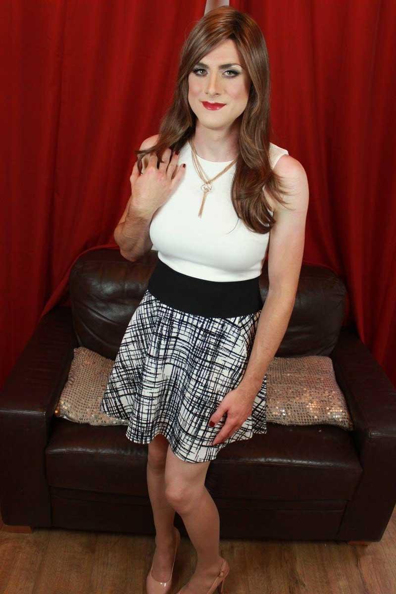 Crossdresser Jessica