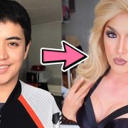 25 Best Male to Female Transformation Photos