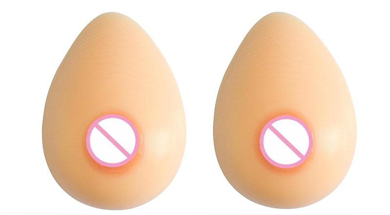 Teardrop Breast forms