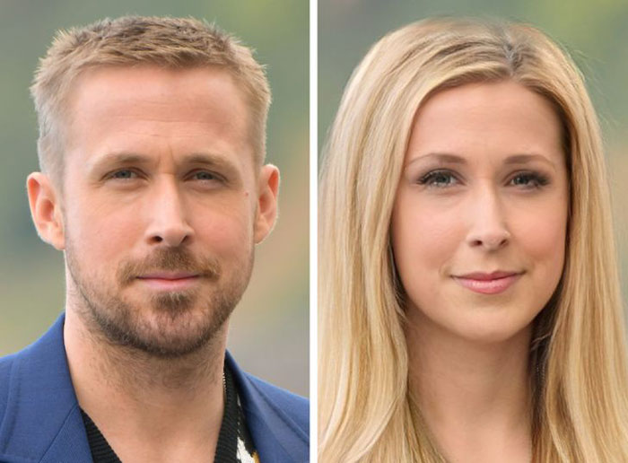 How Male Celebrities Would Look Like if They were Female