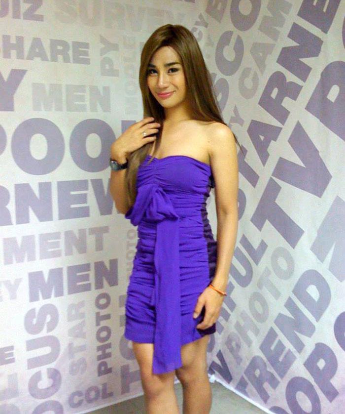 Crossdresser from Bangkok