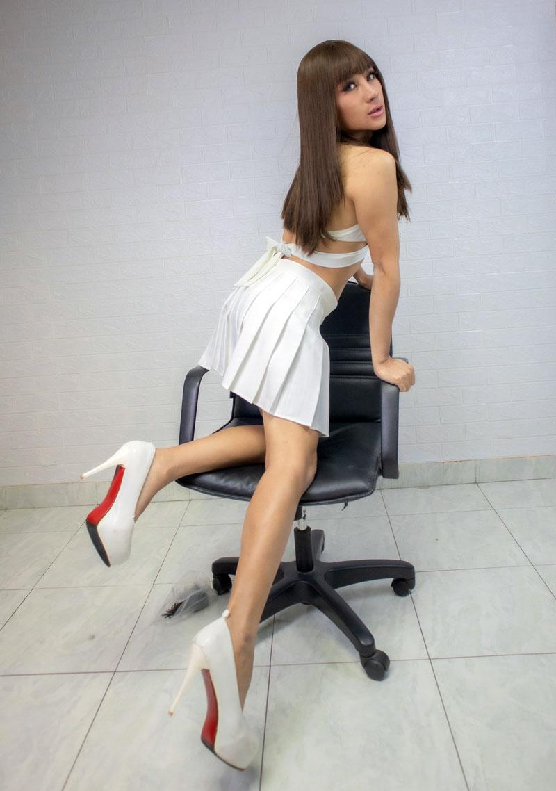 crossdresser from thailand
