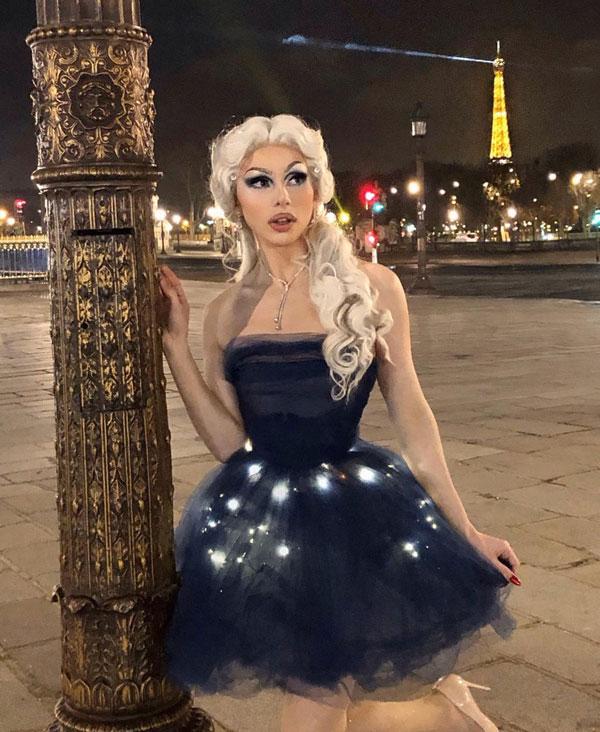 Drag Queen from Paris