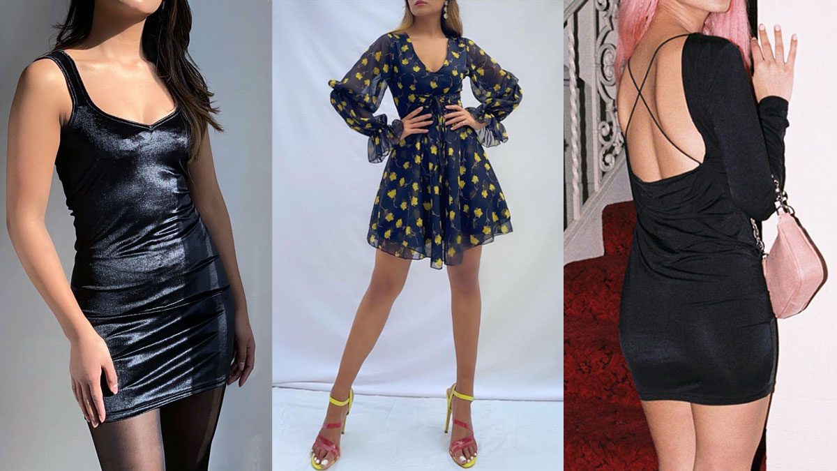 10 Best Mini Dresses for Crossdressers