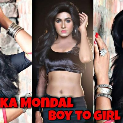 Chotka Mondal - Boy to Girl