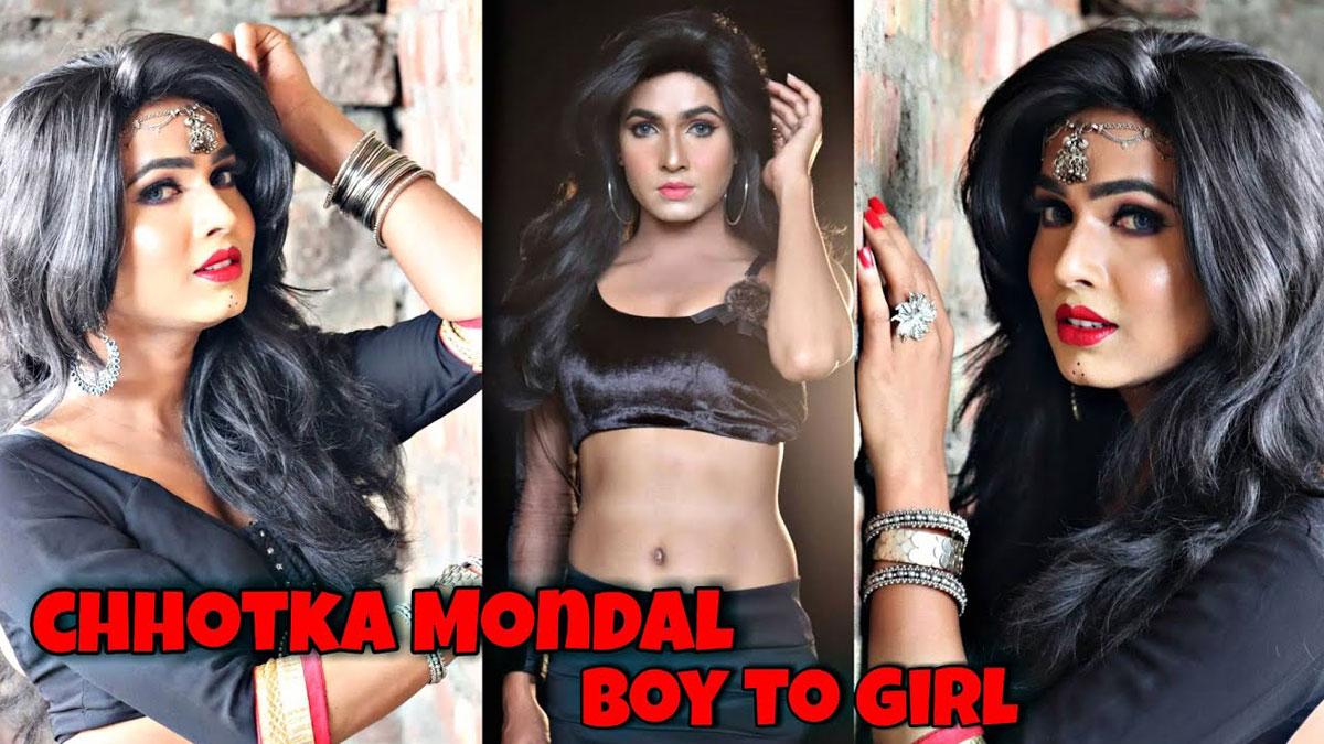 boy to girl - Chotka Mondal