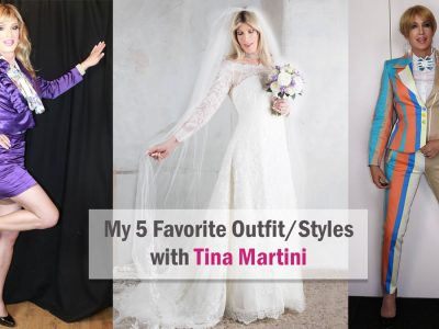 My 5 Favorite Outfits / Style with Tina Martini