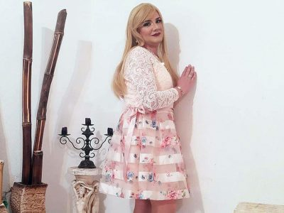 Beautiful crossdresser Jessyca