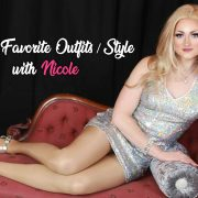 My 5 Favorite Outfits with Nicole