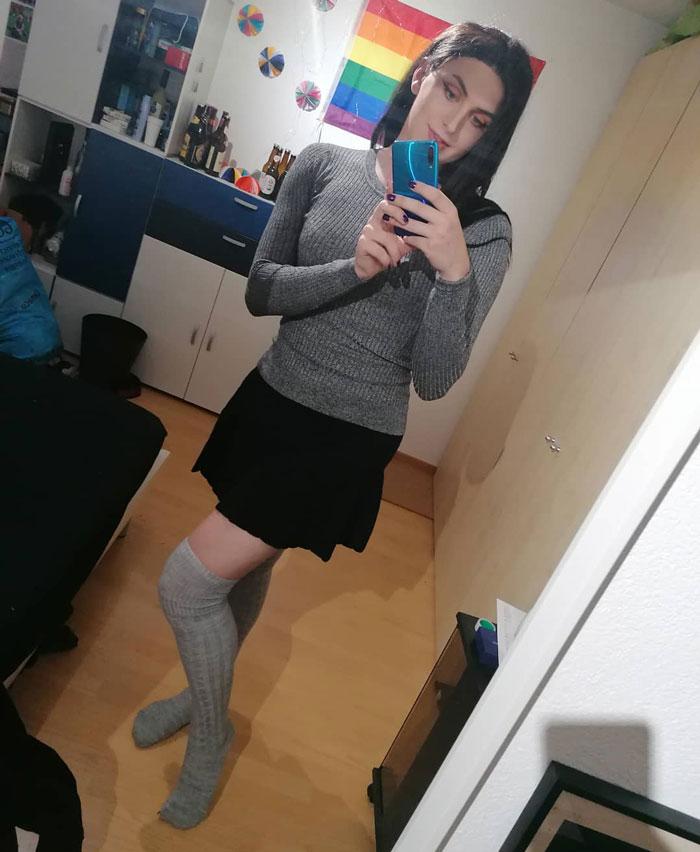 My crossdressing story by Sofia