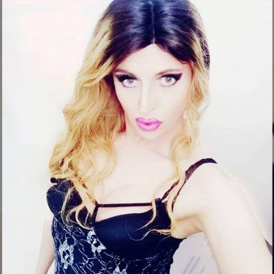 Crossdresser Alessia