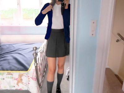My first time crossdressing